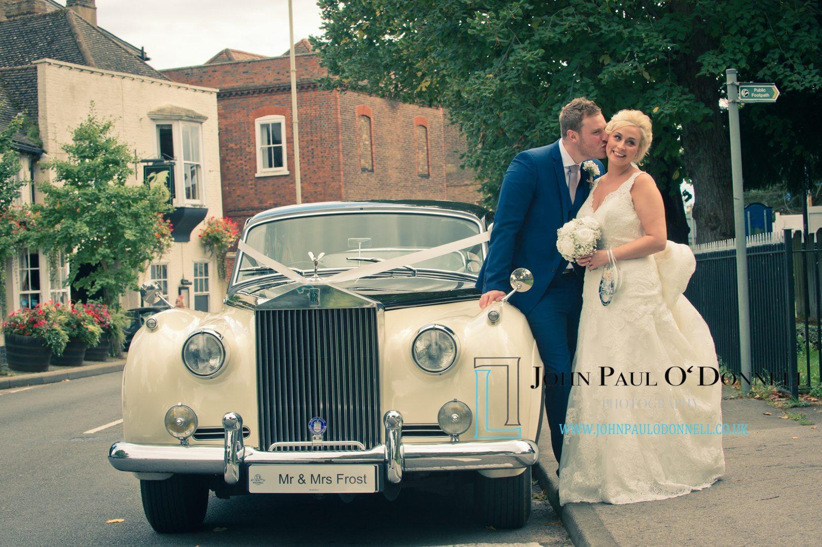 Lucy and Matt wedding albury hertfordshire