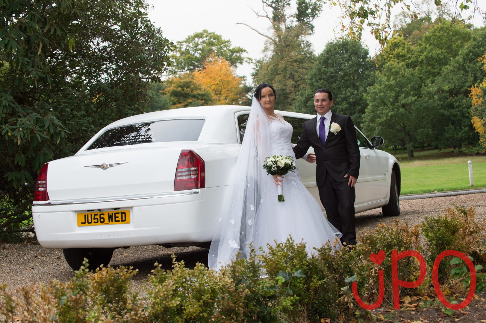 Angela and Francescos wedding at Bishops College Cheshunt