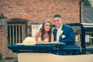 wedding photographer tewinbury farm