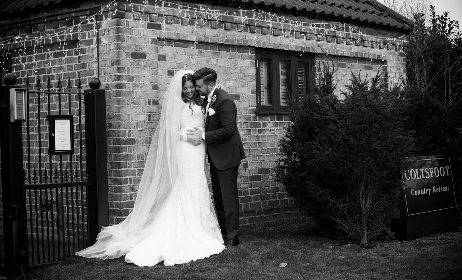 Wedding photographer herts
