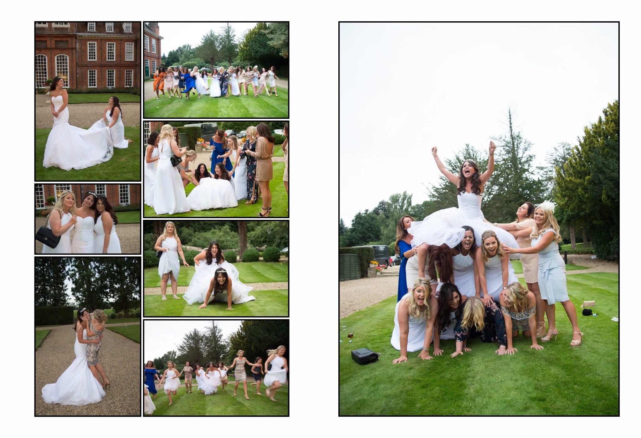 Gosfield Hall Essex Wedding photography - Essex Pro photographer