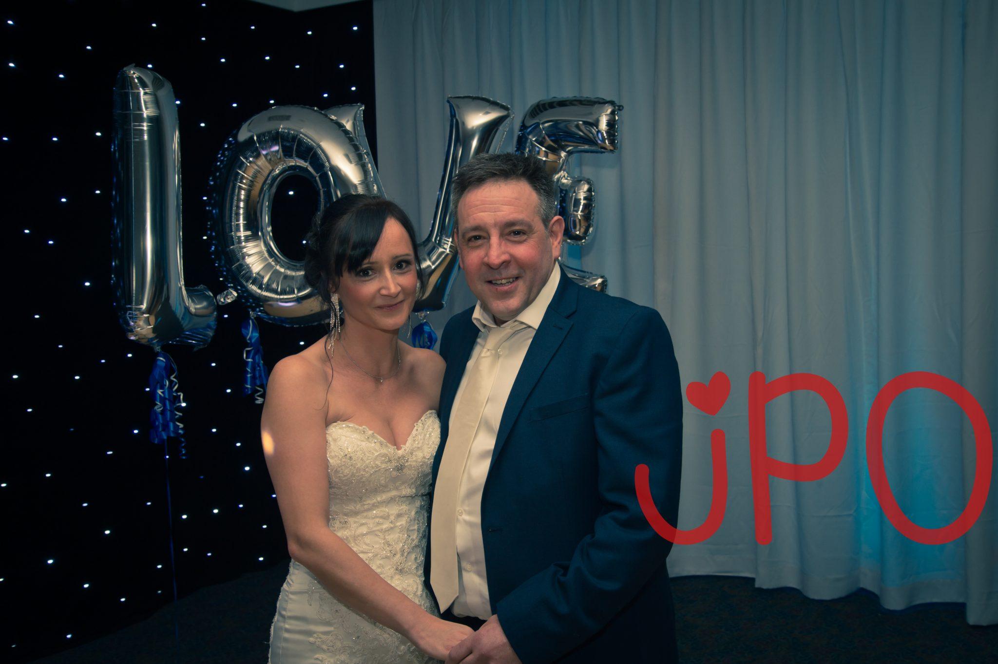 Anthony and Catherine wedding shoot