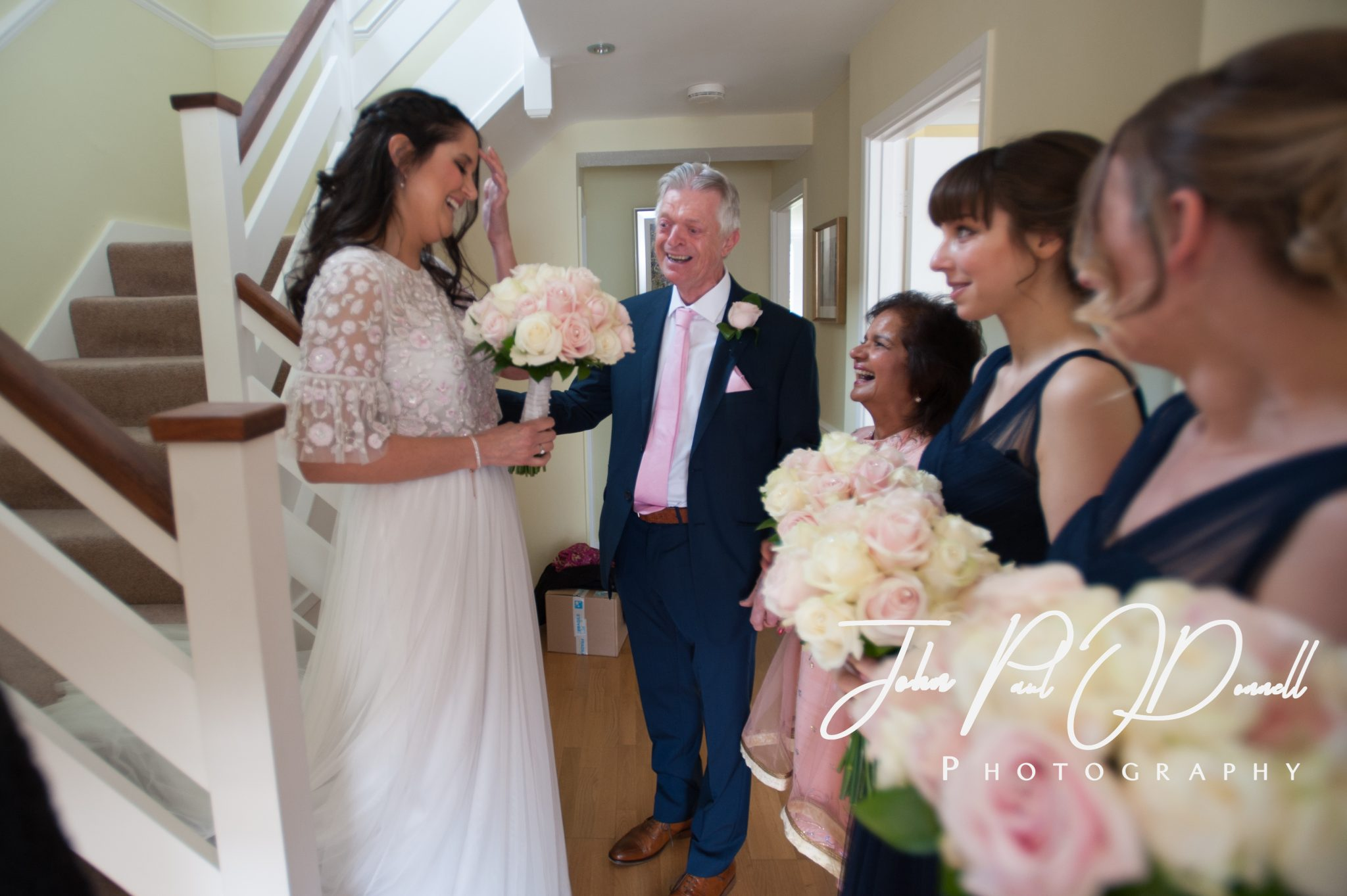 Wedding Photography Mercure Hotel St albans - Anthony and Sarah