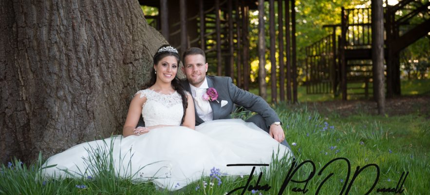 Billie and Reece Wedding - Photographer Hertfordshire at Theobalds Park