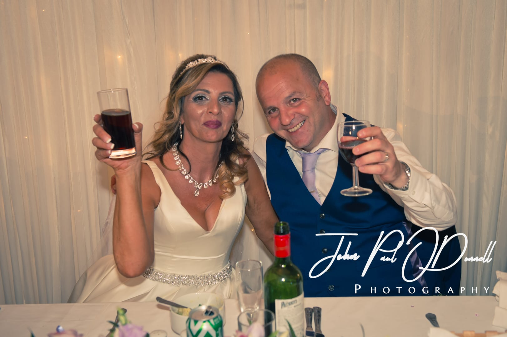 demi and marios wedding the penridge suite london