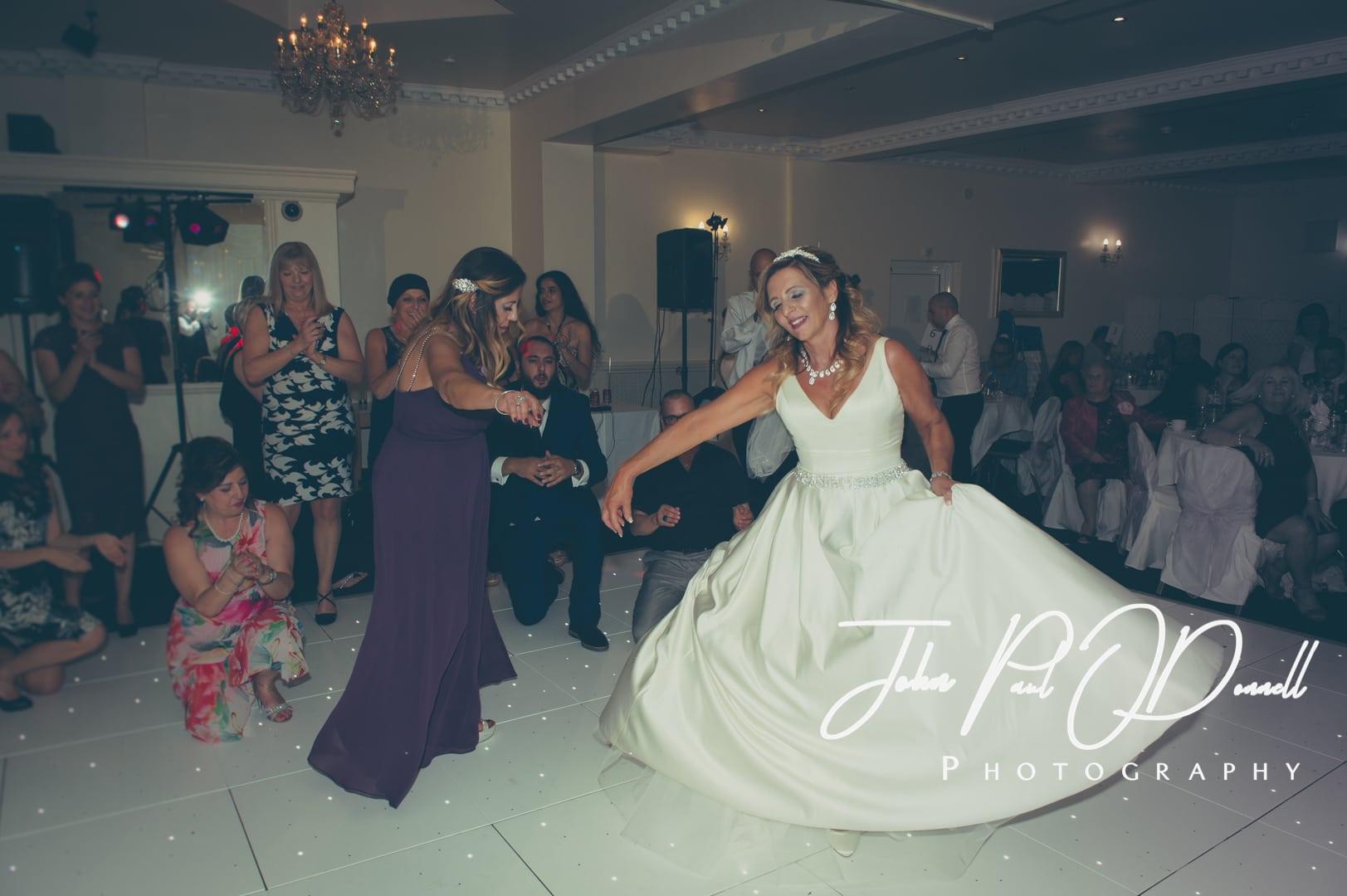 demi and marios wedding the penridge suite london