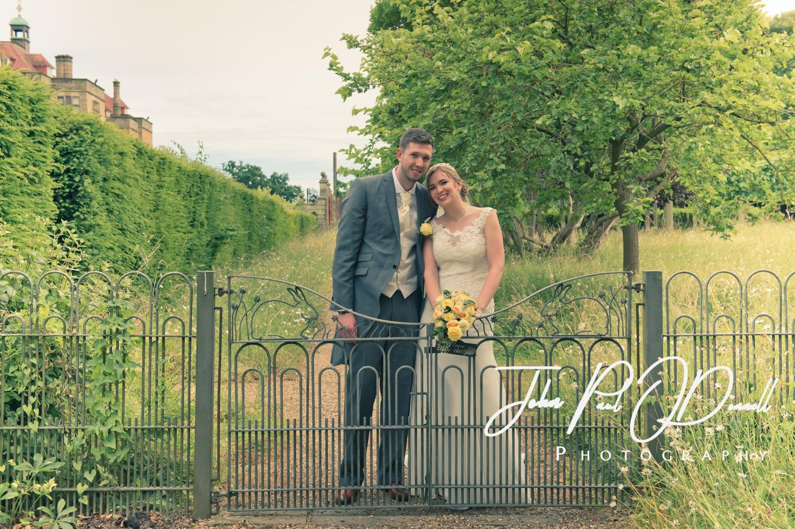 Katherine and Marks wedding at Fanhams Hall Herts