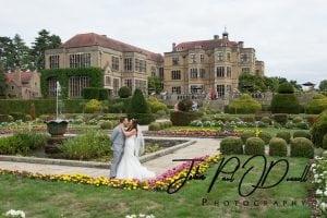 Fanhams Hall Wedding - Christie & Danny