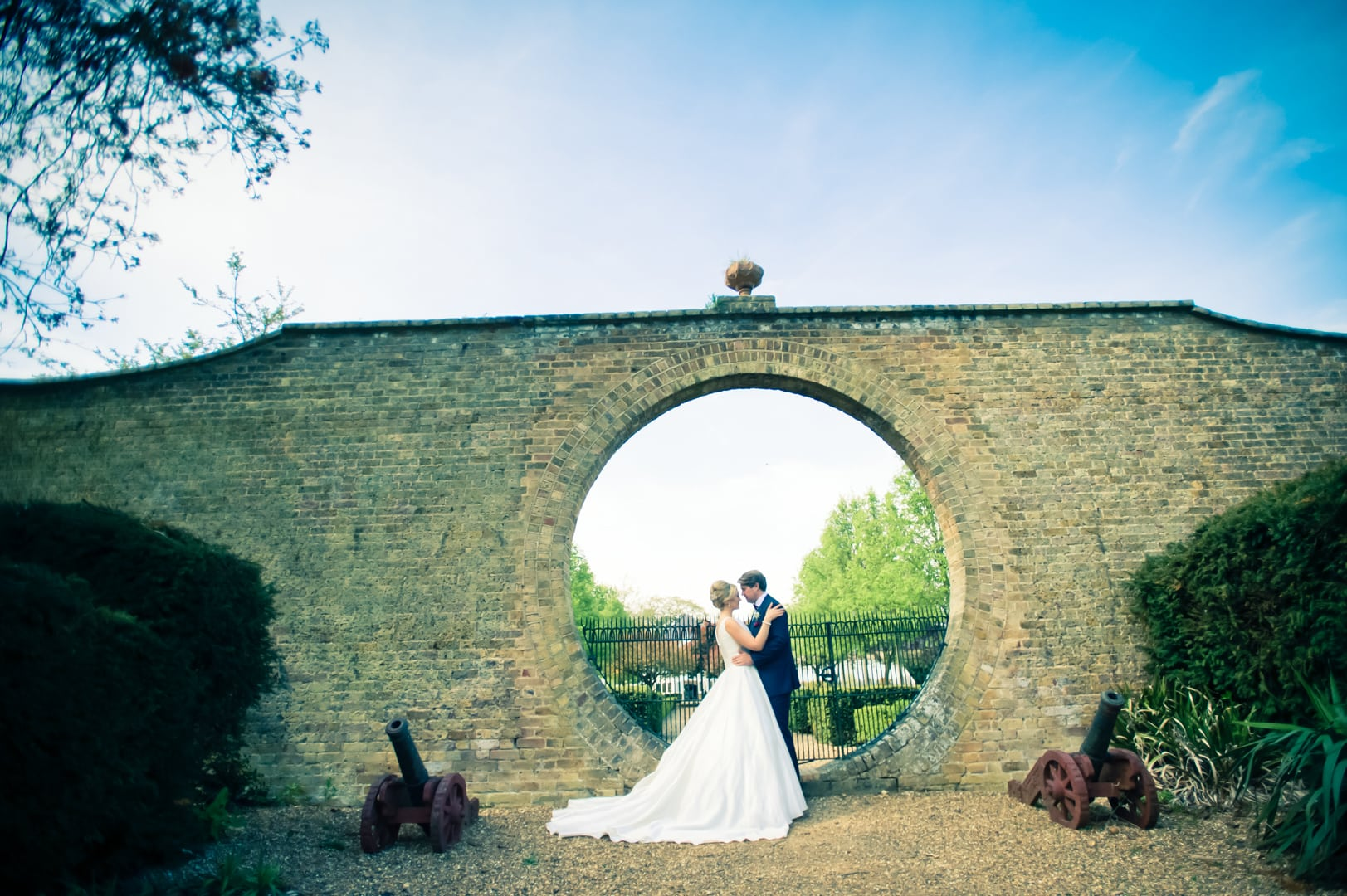 HANBURY MANOR - PREFERRED WEDDING PHOTOGRAPHER