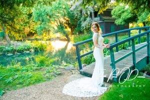 Fanhams Hall - wedding of Kate and Michael