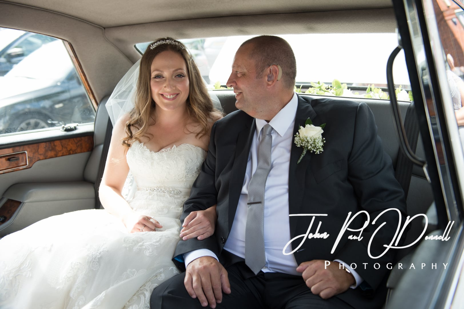 Marie and Johns wedding at The Hertfordshire Golf Club & Country Club
