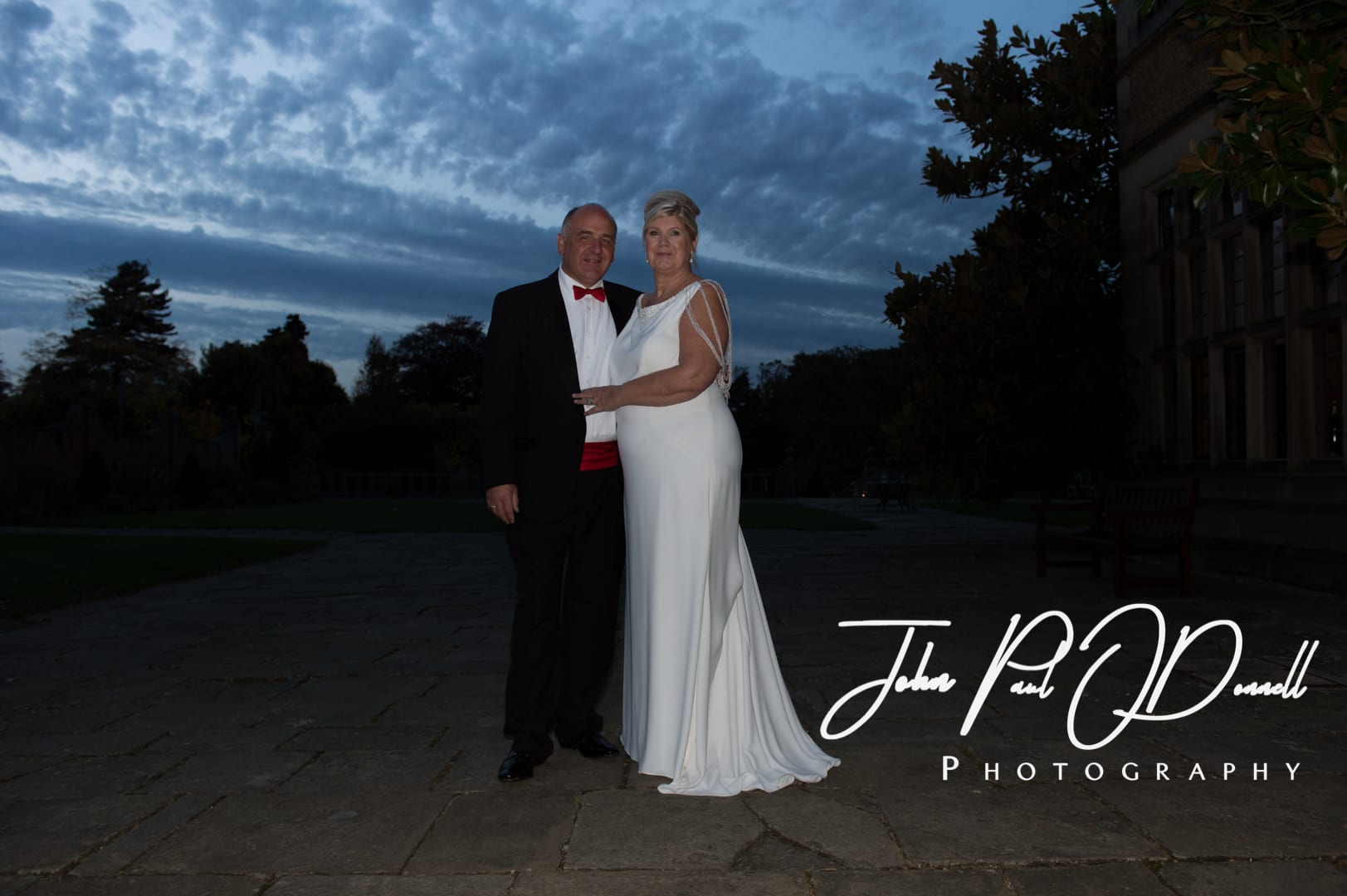 Nichola and Mikes Autumn Wedding at Fanhams Hall