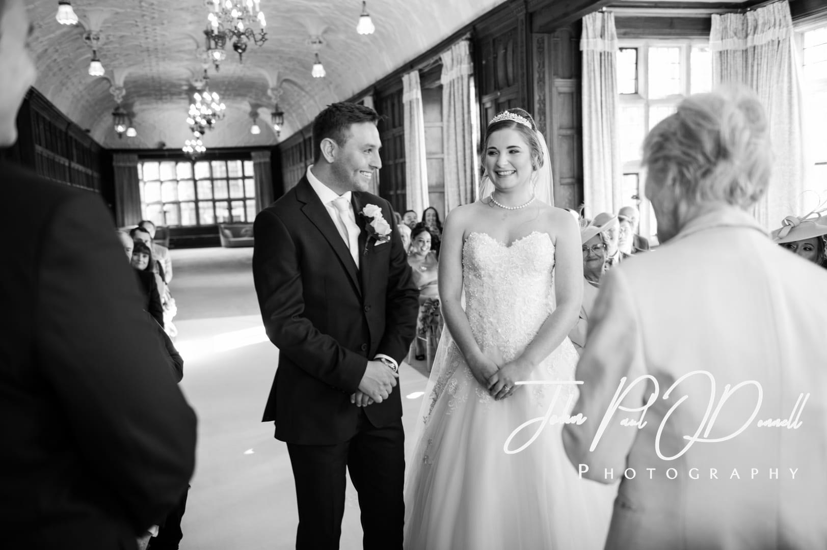 Tamara and Joshua Wedding at Fanhams Hall