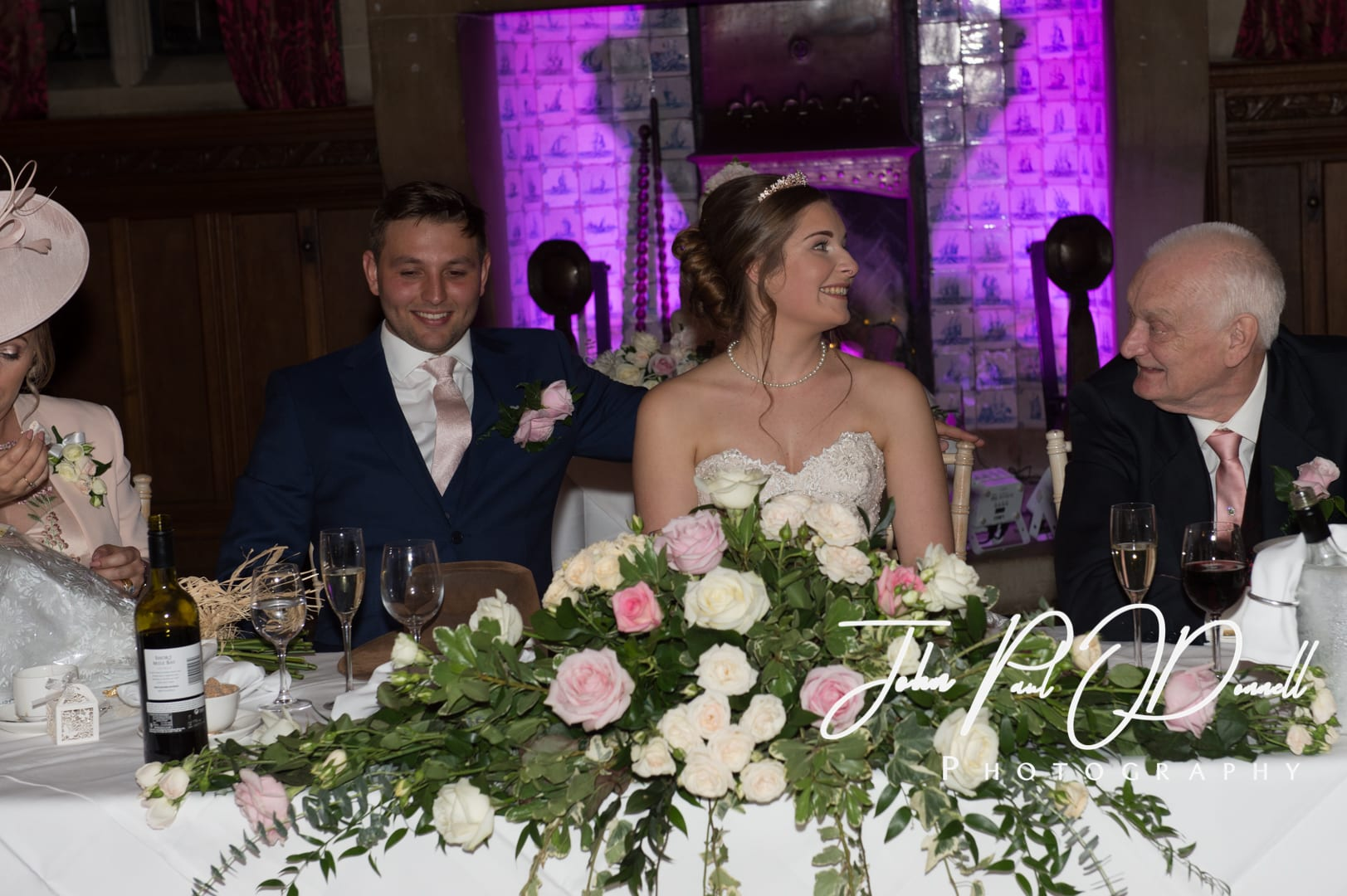 Tamara and Joshua Wedding at Fanhams Hall