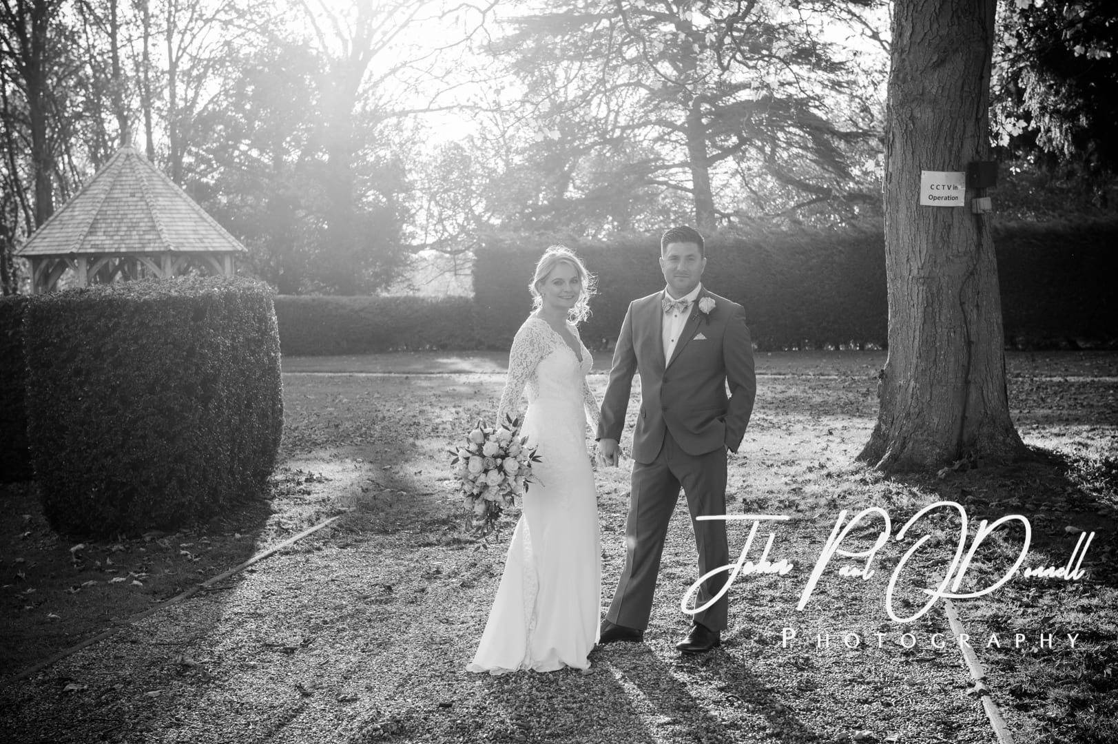Hayley and Christophers Great Down Hall Wedding