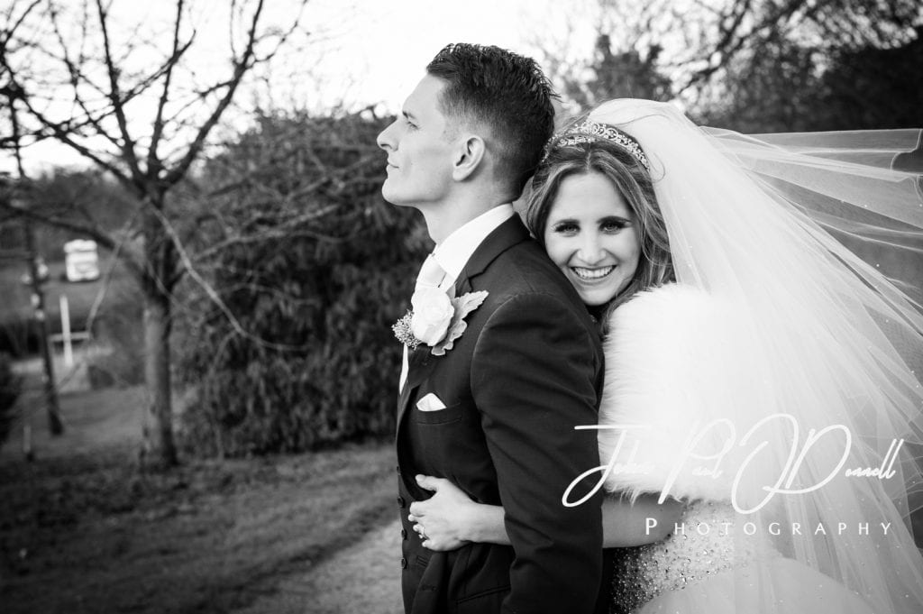 Gemma and James awesome wedding at Three Lakes in Hertfordshire