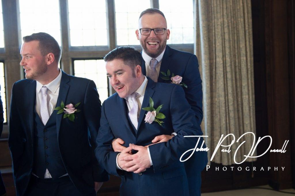 Kimberey and Scotts spring wedding at Fanhams Hall ware herts