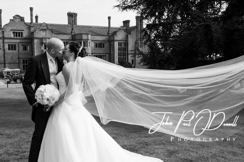 Matt and Rosies Spring Wedding At Hanbury Manor