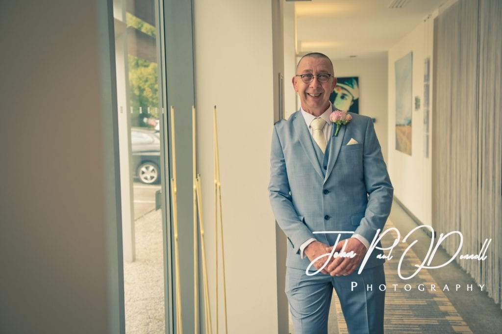 Moira and Peters Wedding at Beales Hotel Hatfield