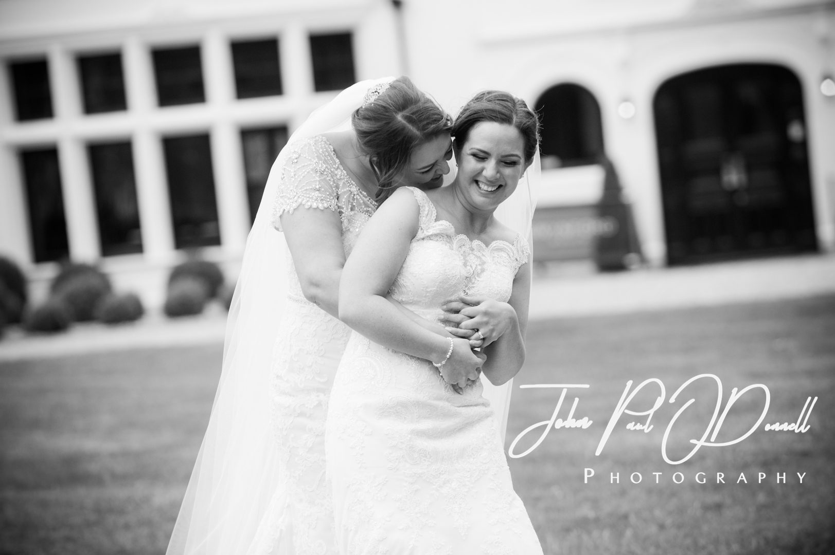 Danielle and Rebeccas wedding at Swynford Manor