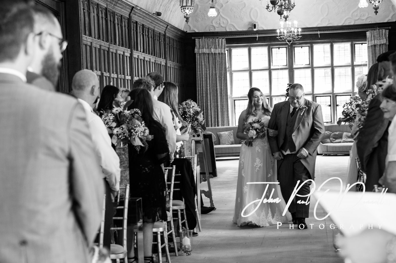Emma and Jonathans wedding at Fanhams Hall Ware