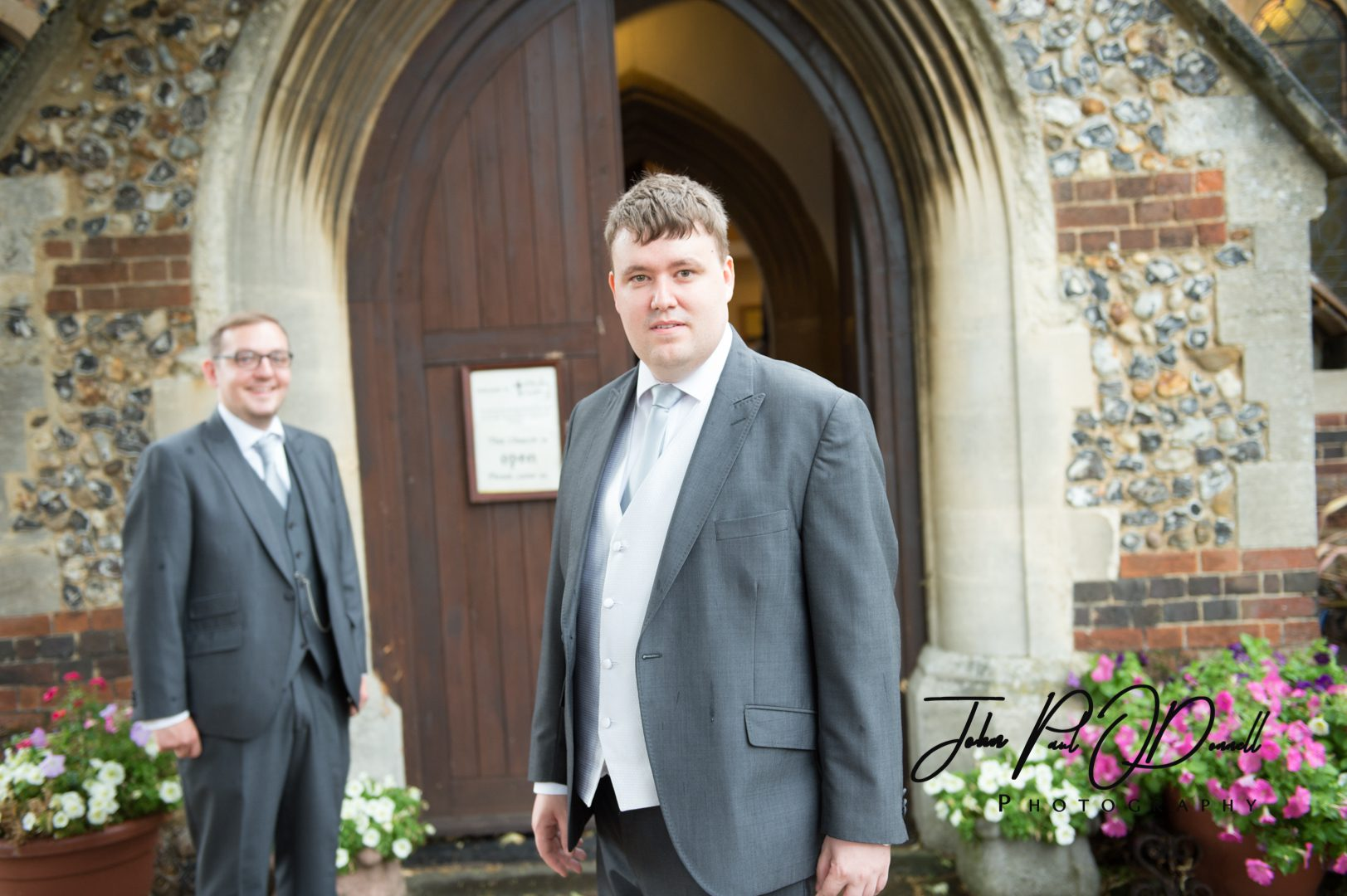 Alexandra and Simons Wedding At Fanhams Hall