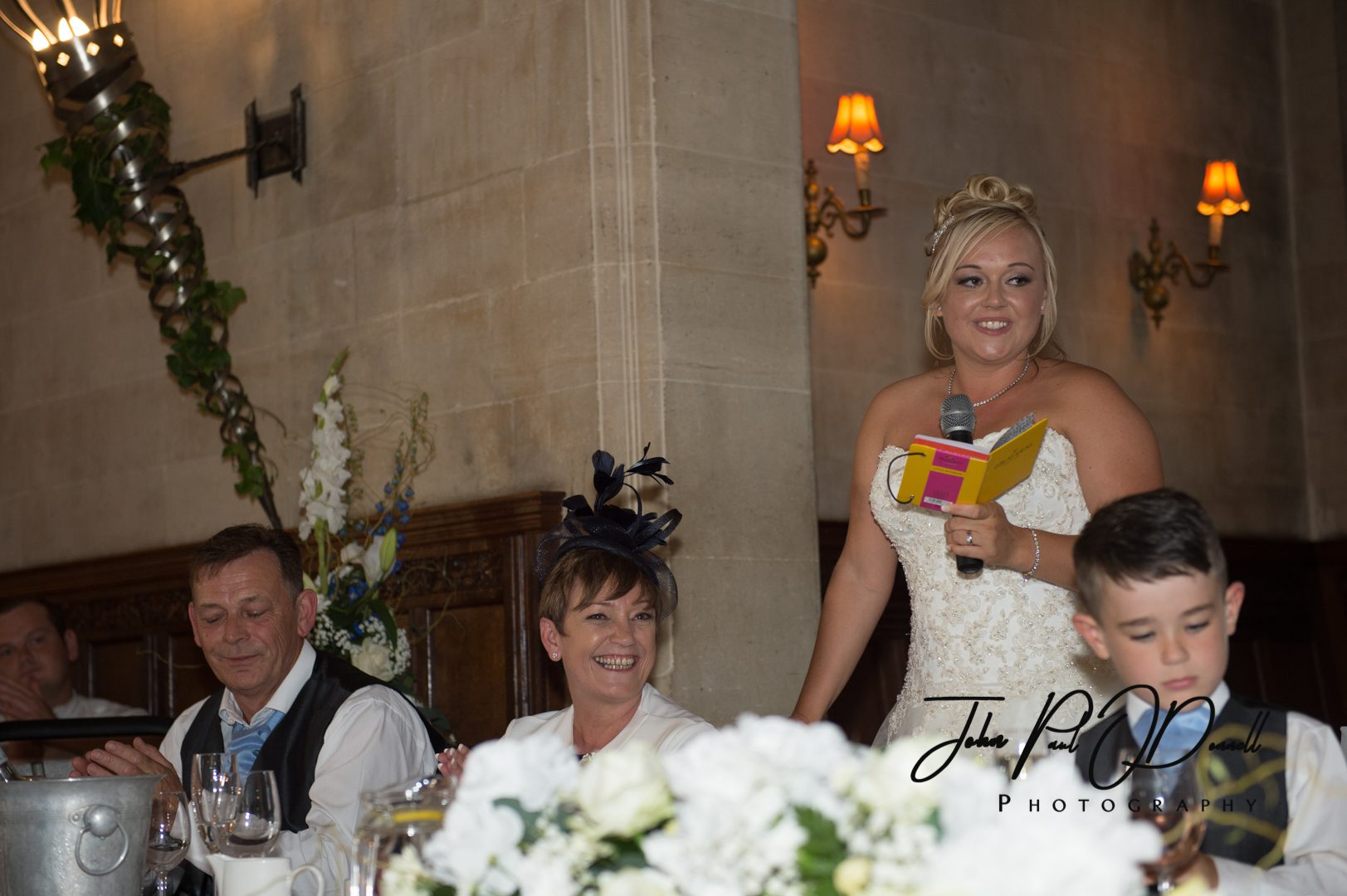 Daisy and Tiffanys Wedding At Fanhams Hall