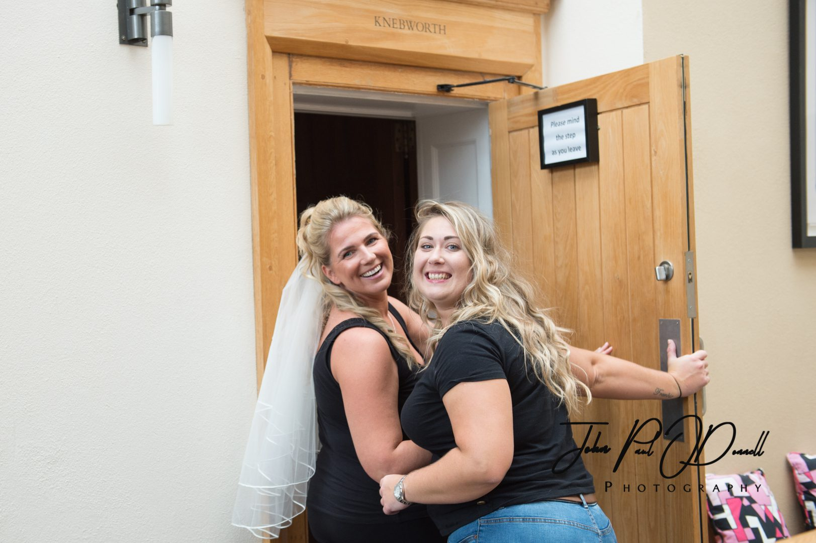 Danielle and Roberts Wedding at Fanhams Hall