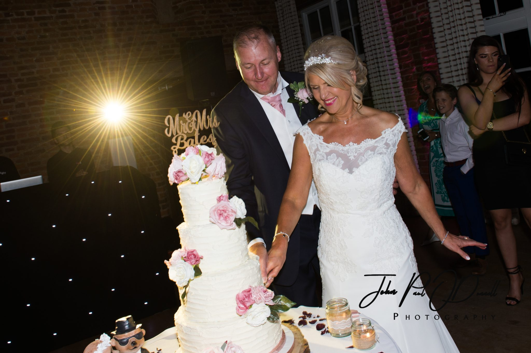 Julie and Eddies wedding at Forty Hall Enfield