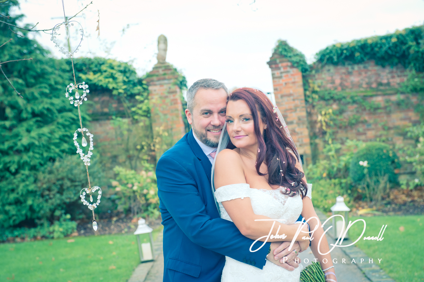The Gaynes Park Wedding of Laura and Richard by John Paul ODonnell
