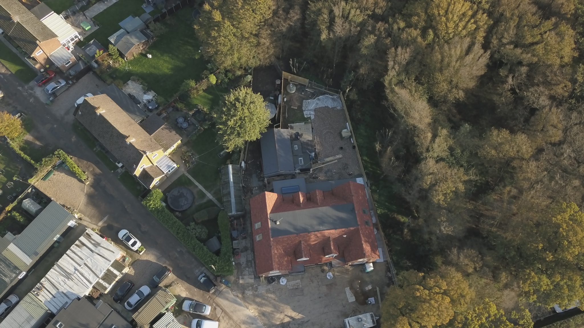 Construction Photography and Drone Video