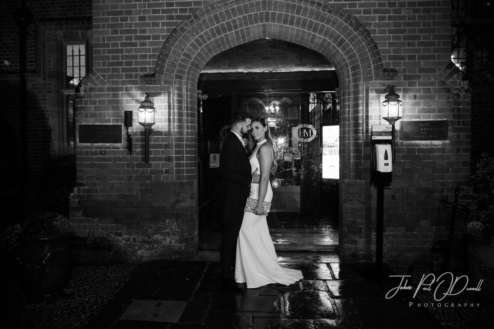 Small Hanbury Manor Covid Wedding Natalie and Callem