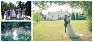 Amy and Matts wedding Blake Hall essex